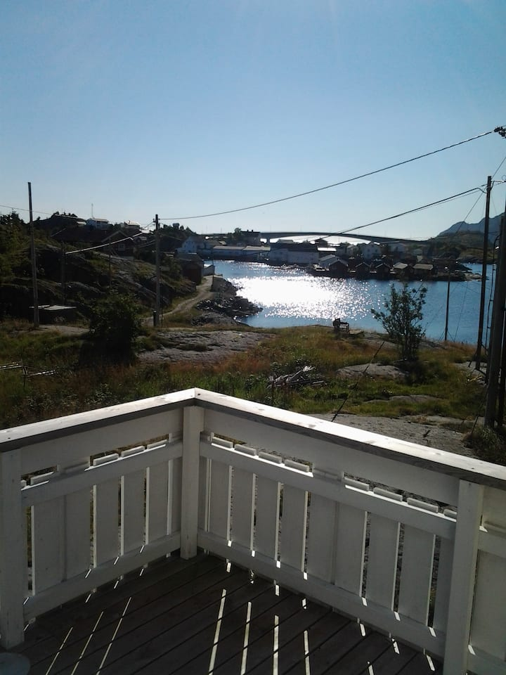 Hamnøy hus
