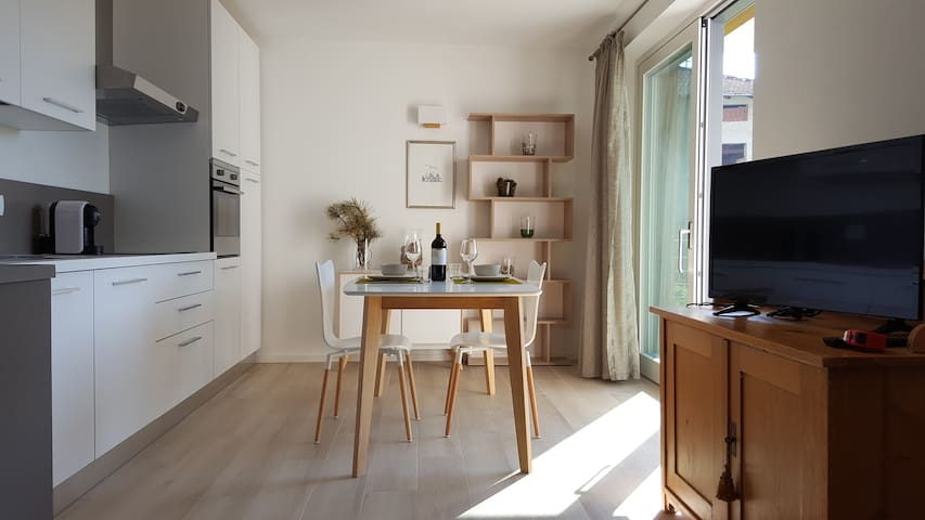 Miniapartment Nordic Design