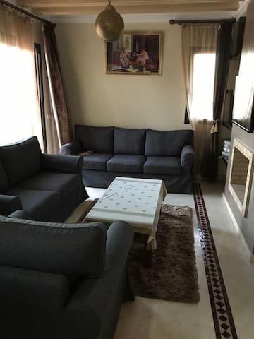 Marrakech, appartement à louer