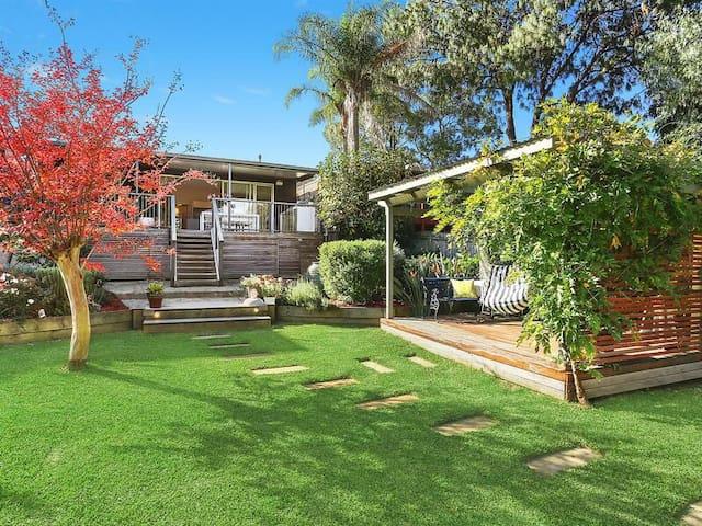 悉尼市区(Sydney)查茨伍德(Chatswood)带花园独立双人房一间