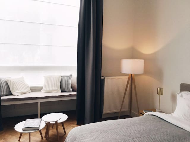 Cosy Room @ CHYL - Bruxelles - Haus