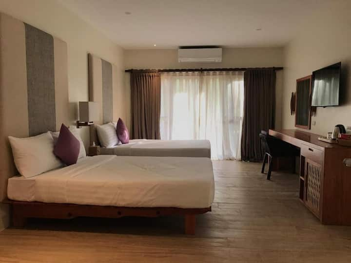 Stunning Double Or Twin Deluxe At Panglao Island