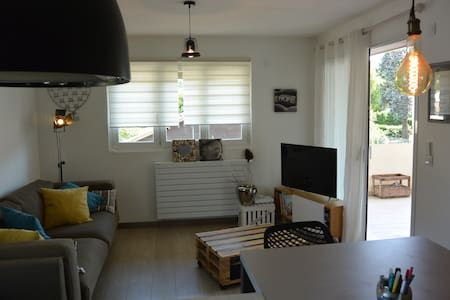 Bel appartement 3 chambres avec terrasse