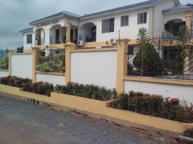 Distintive abode - Accra - Appartement