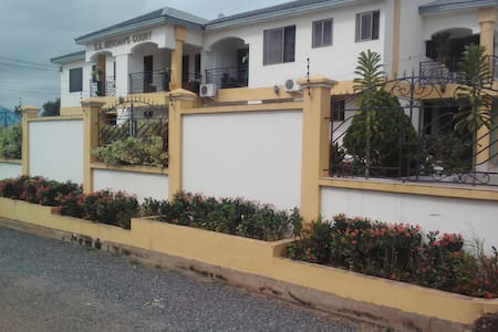 Distintive abode - Accra