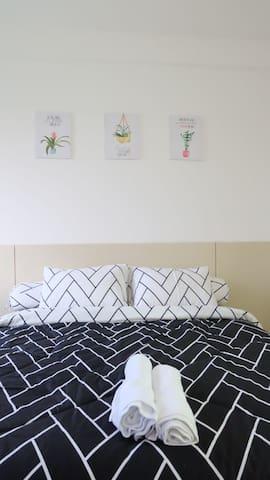 V Apartment / Cozy Apartment Yogyakarta (10)