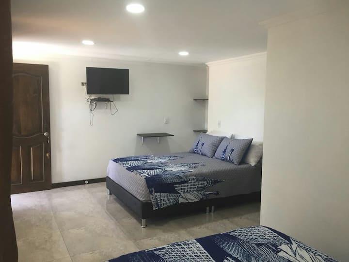 Habitaciones Privada Aeropuerto Jose Maria Cordoba