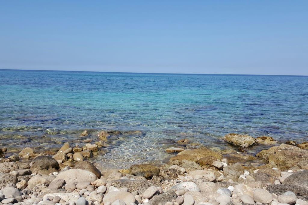 il mare nelle vicinanze