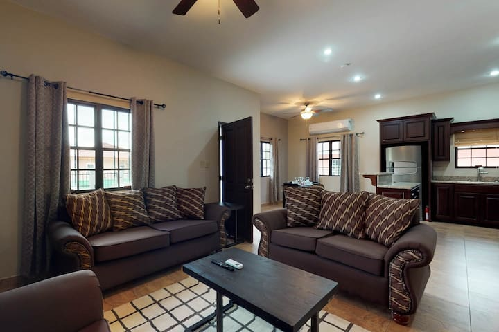 Spacious, newly-furnished home w/ private washer/dryer, full kitchen, & WiFi