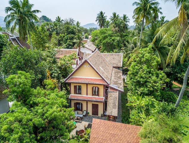 Deluxe Family of Khoum Xieng Thong Boutique Villa
