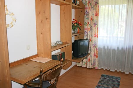 1-room apartment Alpina for 3 persons in Inzell - Inzell - Lägenhet