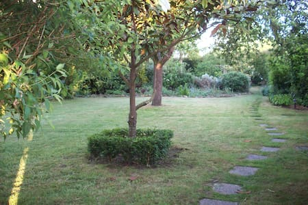 Cottage Chevrefeuille - Domaine Des Pommiers - Sains - House