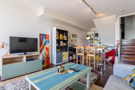 Modern&Central Apartment with Pool - Alexandria - Appartement