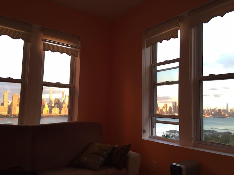 Amazing Manhattan view