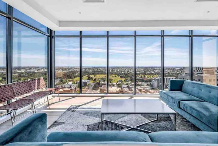 Experience Adelaide from our Stylish Apartment.