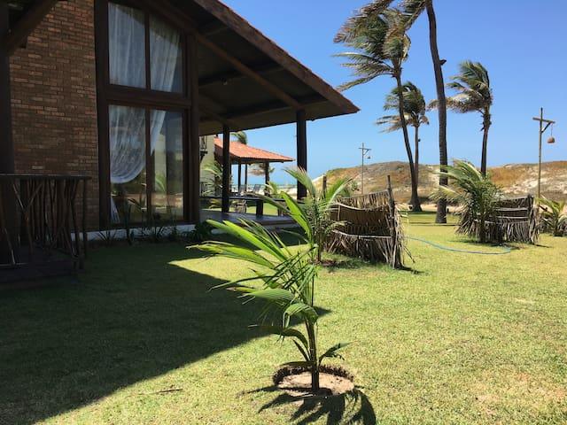 Beach house Guajiru Flecheiras