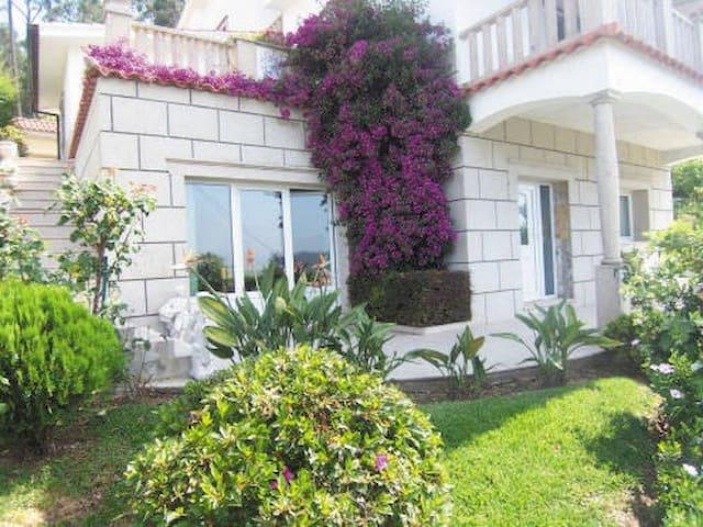 Rez de jardin, piscine et billard - 5 personnes - Abade de Neiva - บ้าน