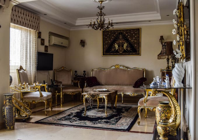 An elegant place in the charming of Heliopolis. - Heliopolis - Apartmen