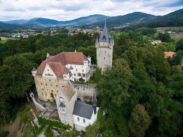 Turmzimmer Schloss Egg
