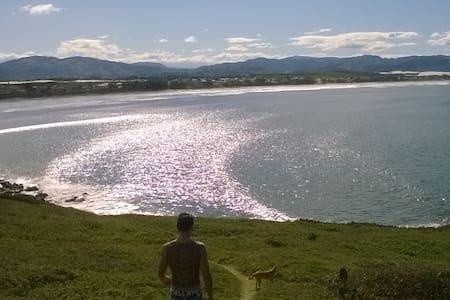 casa na praia - Itapiruba