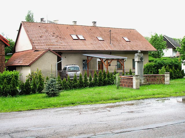 Holidayhome with Pool in Uhrínovice