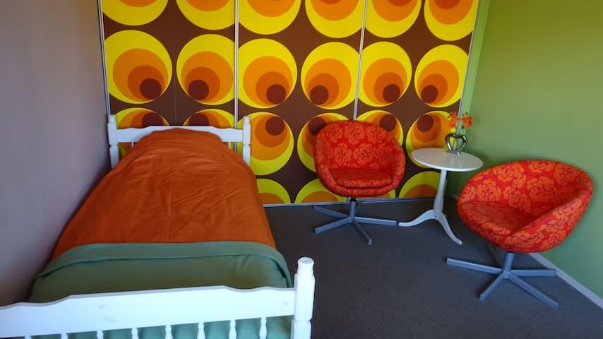 vrolijke kamer voor twee personen in Amersfoort - Amersfoort - Dům