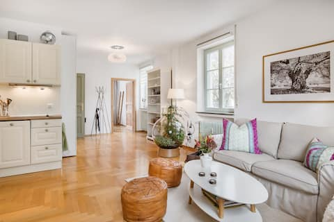 Charmante Wohnung in historischem Gutshof bei Baden-Baden