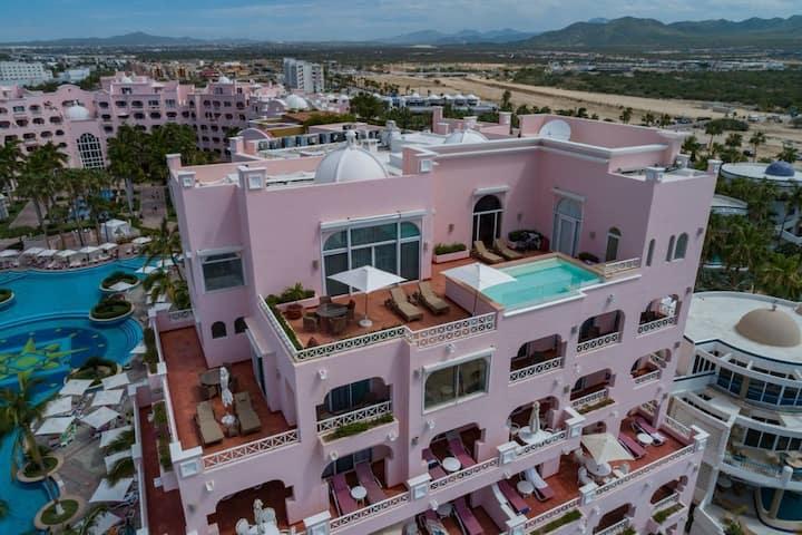 Pueblo Bonito Rose Owner's Penthouse Suite
