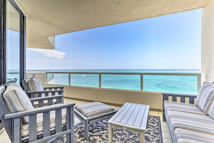 NEW! Beachfront Destin Condo w/Resort Pool & Spa!