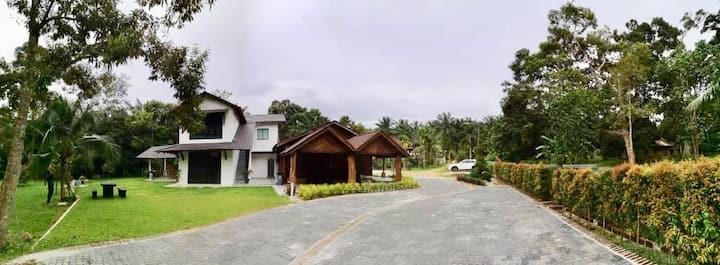 Batu Pahat Chalet Durian Farm