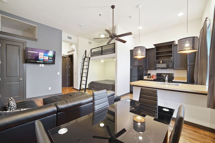 Loft Style Living in Downtown Tampa Unit #208