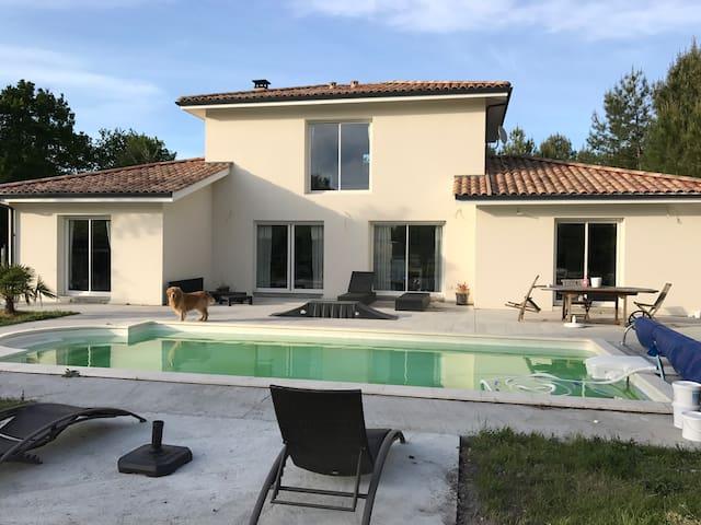 villa magagnan