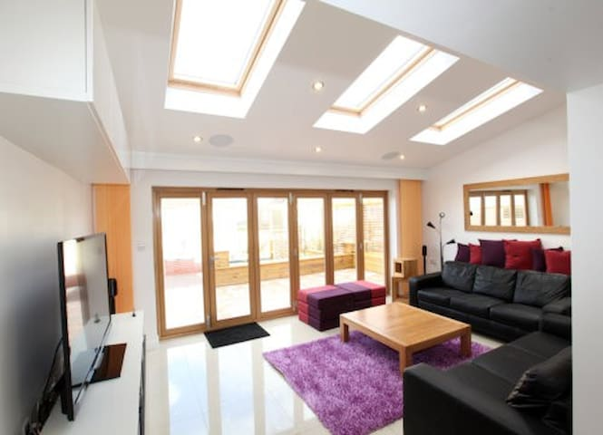 Porth View - Private Room - Wadebridge - Haus