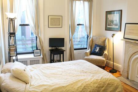 Lovely Quiet Suite in Brownstone - Brooklyn