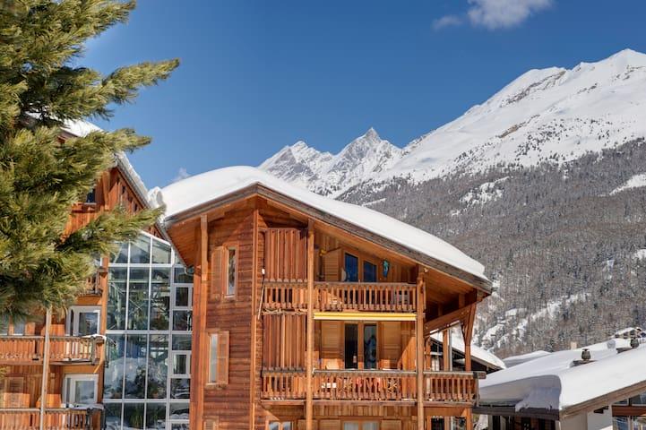 Orgon - Modern 2 bedroom flat, close to ski lift