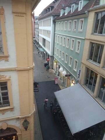 Im Herzen Würzburgs