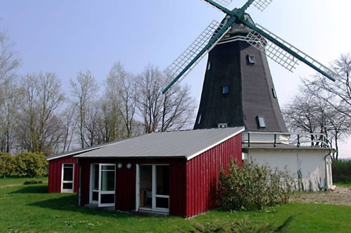 Sie suchen das Besondere? Historische Windmühle - Siek - Annat