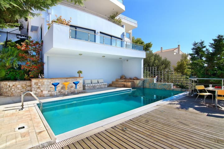 4 Bed Lux Villa + Complimentary Concierge Services - Voula - Villa