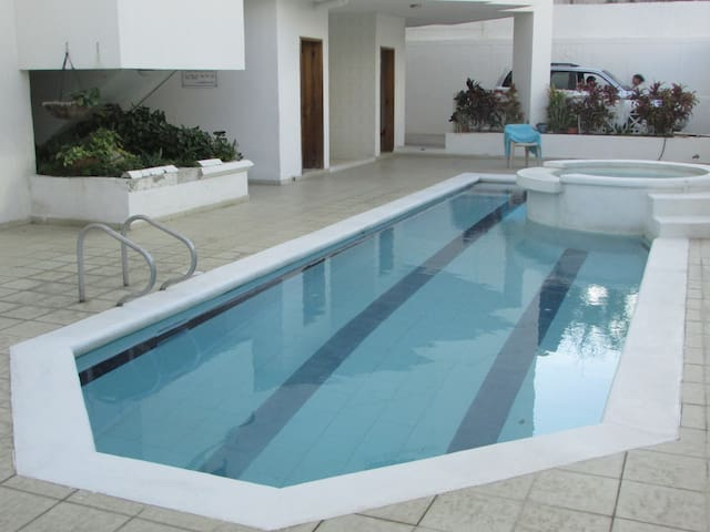 Apartamento en El Rodadero a 50 mts del mar - El Rodadero - Flat