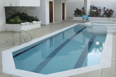 Apartamento en El Rodadero a 50 mts del mar - El Rodadero - 公寓
