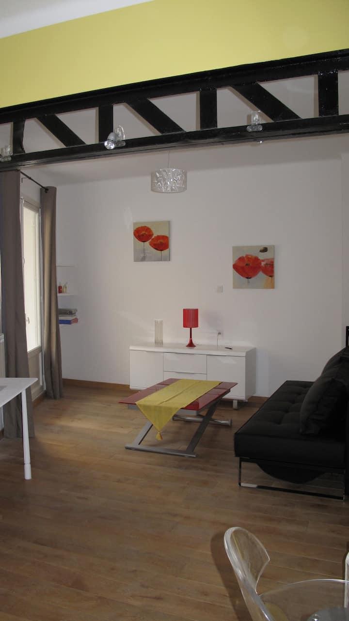 Coquet Studio centre ville idéalement situé