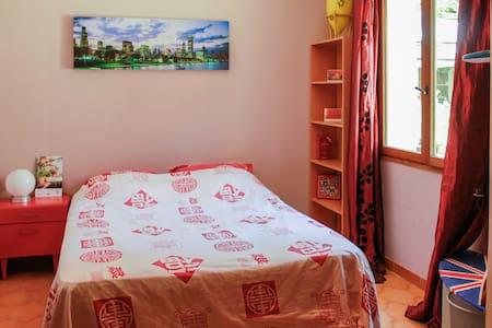 chambres dans maison proche plages - Châteauneuf-les-Martigues