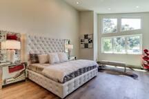 Hollywood Hills Tri-Level Luxury