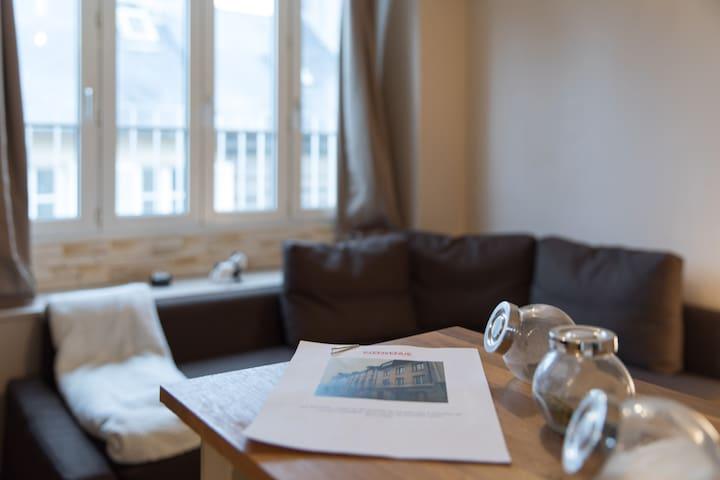 Appartement dans hyper centre historique. - Caen - Apartment