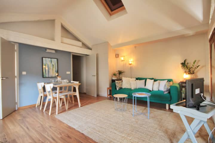 Loft Avignon city center all comfort A/C and Wifi