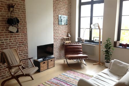 Bel appartement - Vieux Lille