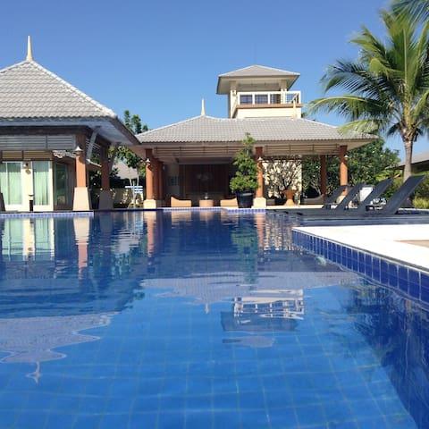 Drömboende i Casa Seaside - T.Tapong, A.Muang - Casa