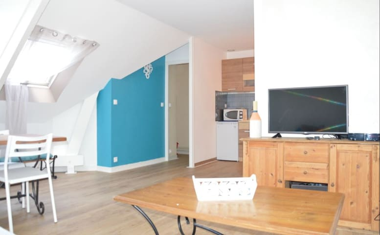 Appartement en centre ville au calme - Saint-Lô