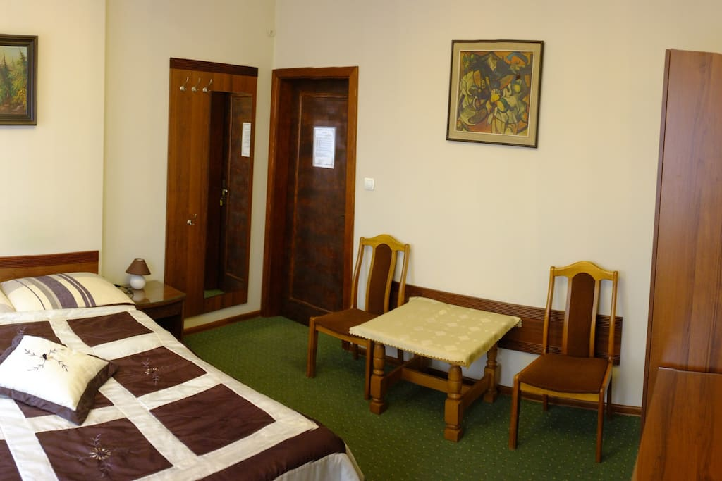 pokój gościnny (panorama)