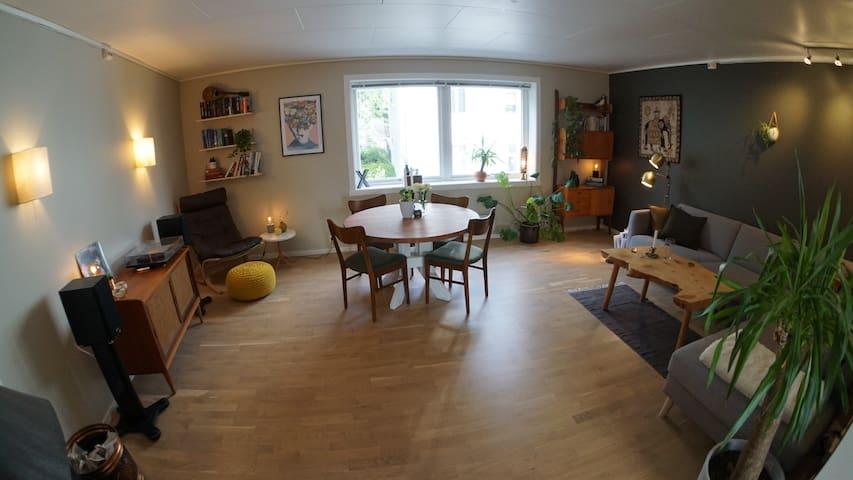 Nice flat in downtown Ålesund
